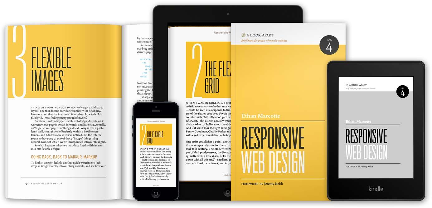 Adaptive layout e responsive design eBook