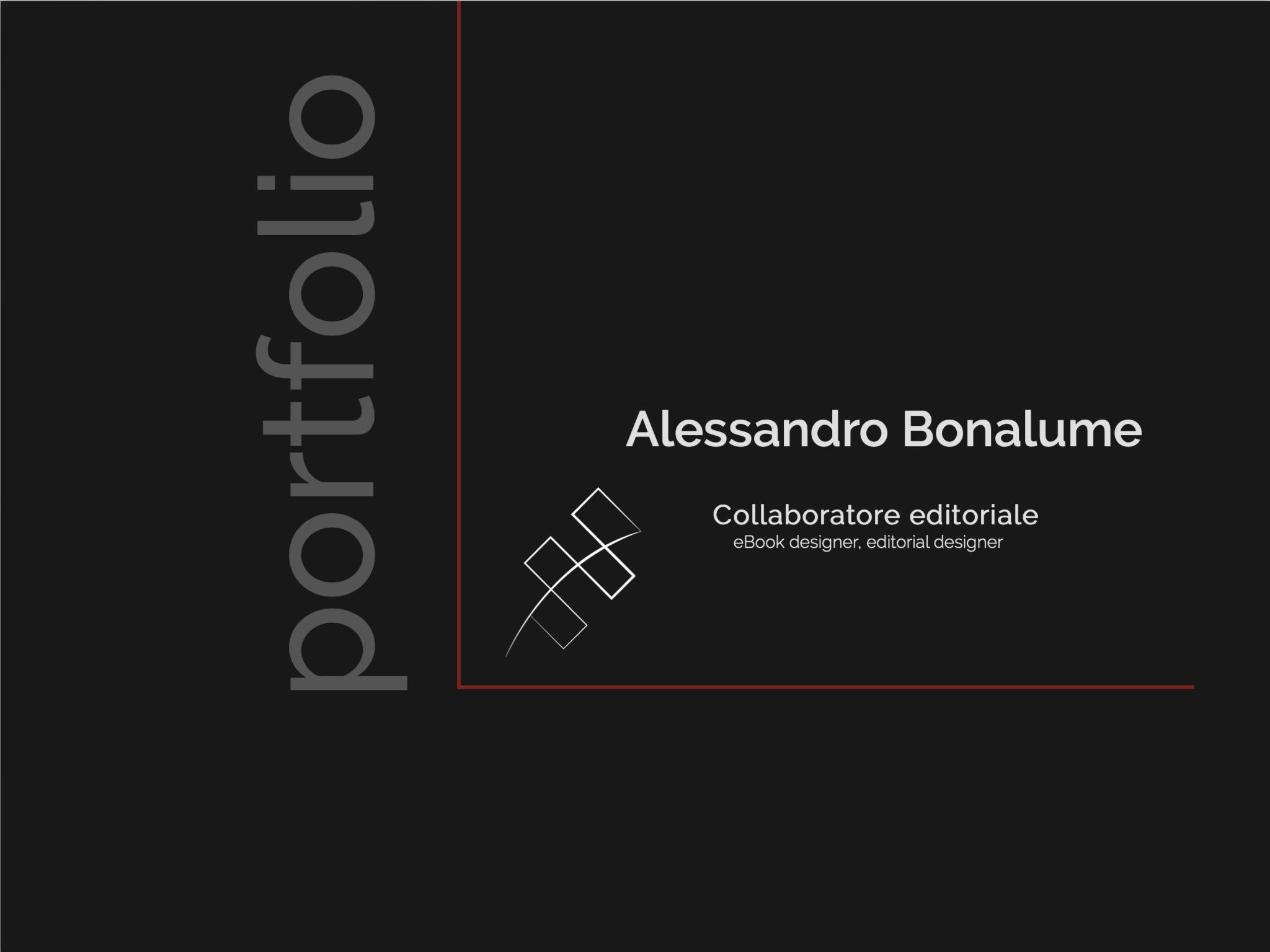 portfolio Alessandro Bonalume