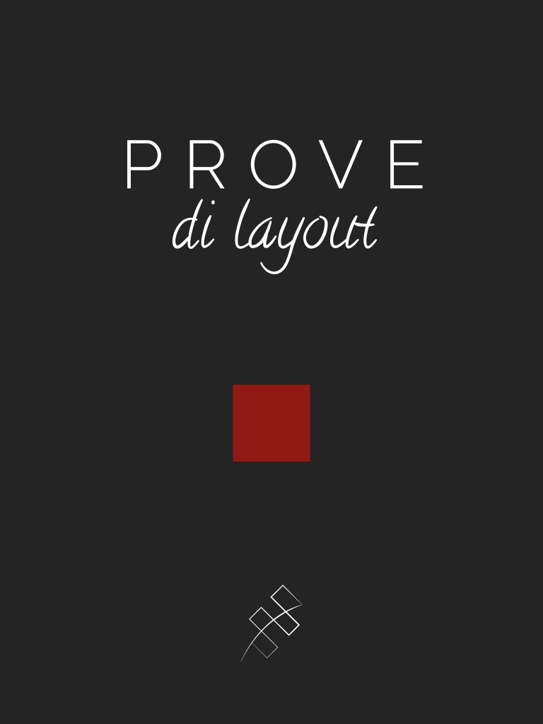 Prove di Layout, template #1 di eBook in formato ePub3